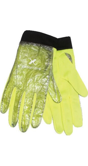 Extremities Ultra Glo Glove Silver/ Yellow